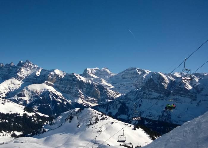 Informations sur les stations de ski à Martigny